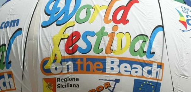 world festival on the beach
